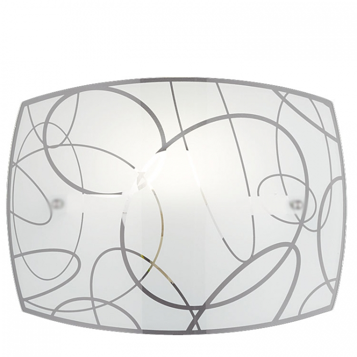 Ersatzglas 92830-22 Lampenglas 30x22cm für Trio Wandleuchte Spirelli 204400101 4017807364972 Ersatzlampenschirm Ersatzlampenglas