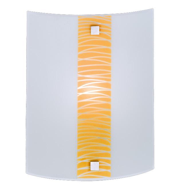 Trio Ersatzglas 92498-24 Glas für Wandleuchte 203300124 23cm x 29cm  4017807232158