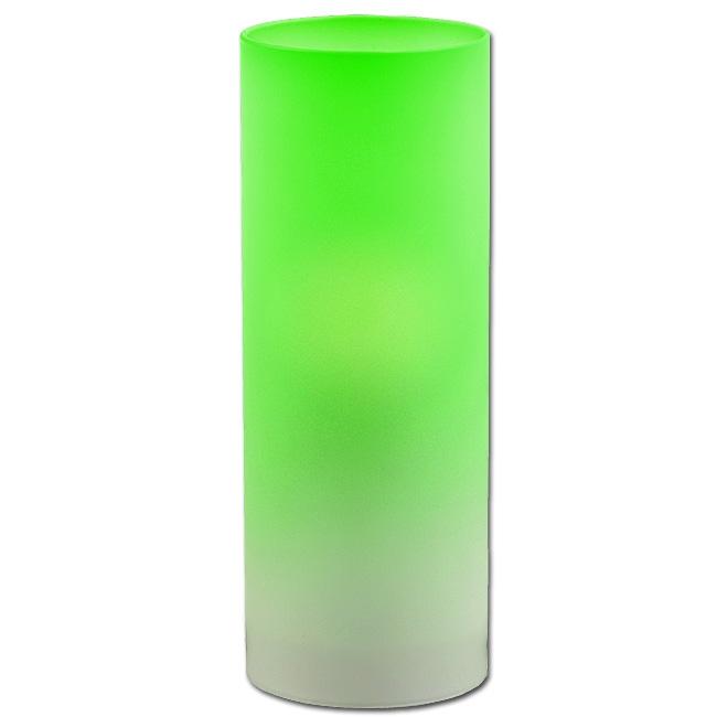 Ersatzglas 9316-15 Lampenglas grün für Trio Tischleuchte 5000011-15