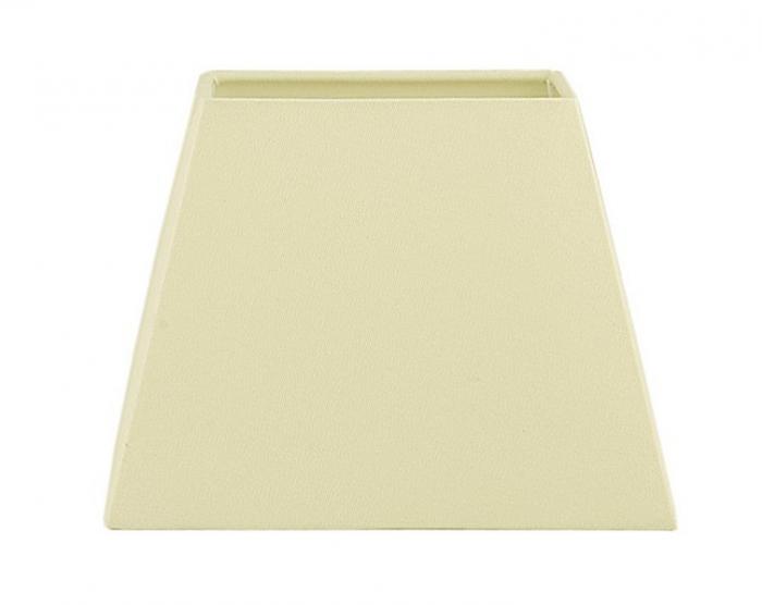 Light & Living Lampenschirm rechteckig schräg 30-20-20 cm COTTON creme 4330151 - 8717807011154