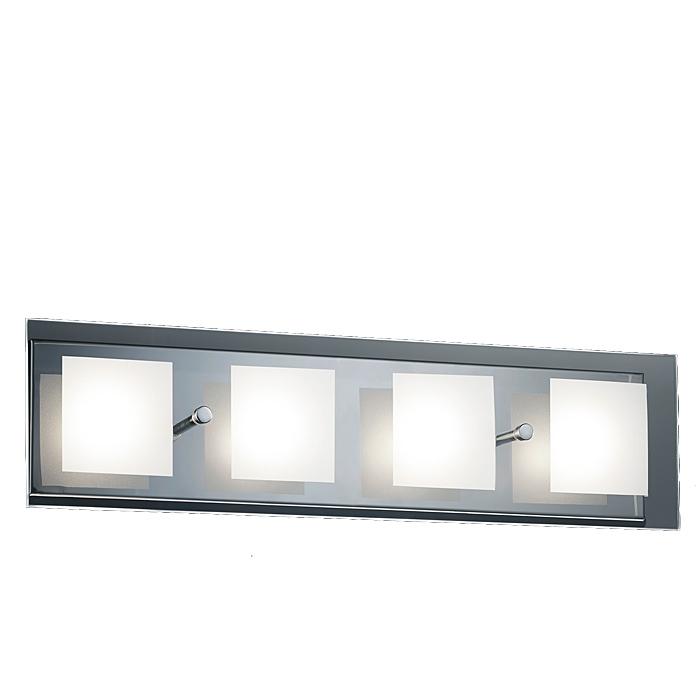 Trio Lampenglas Ersatzglas 92676-45 Glasscheibe für LED Wandleuchte ANTONIO 227970406