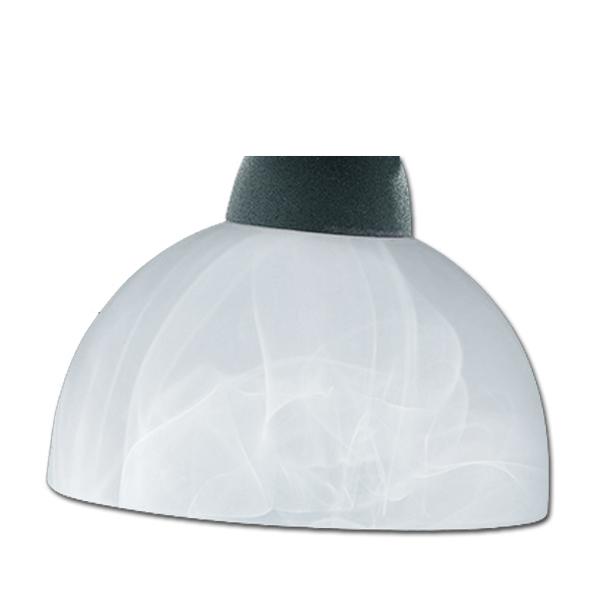 Reality Ersatzglas G5031-01 Lampenglas für Tischleuchte Country R5031-24 Glasschale 4017807109757 Glasschirm Ersatzschirm
