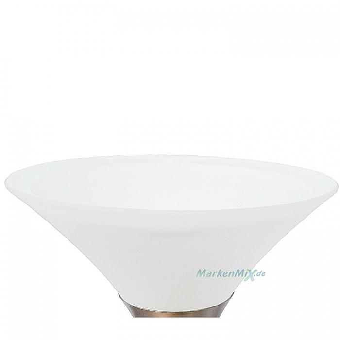Sorpetaler Ersatzglas Ø 21,5cm für große Wandfackel SLH-Goller Glasschirm zu Wandleuchte 46561 WKR Glaskuppel