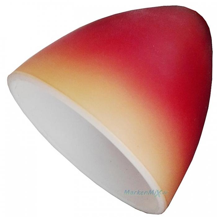 Trio Ersatzglas 9476-17 Glasschirm multi-color zu Halogen-Niedervolt-Pendelleuchte 3745041-17 Glaskuppel 3745071-17 Glashaube 3945051-17 Glas  4017807124064  Trio-Lighting Arnsberg 4017807125597