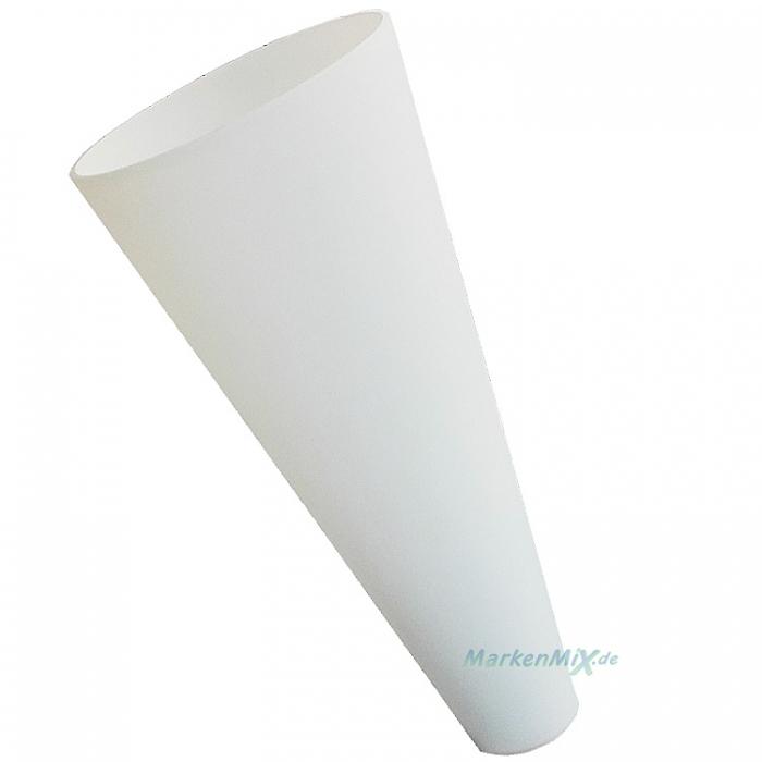 Sorpetaler Leuchten Ersatzglas 9435500 für Wandleuchte Torch Glasschirm zu Fackelleuchte 435500 Glaskelch 435600 Glastulpe 435700 Lampenschirm SLH-Goller Leuchte