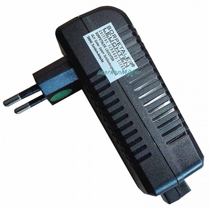Waiberlon Netzstecker Constant Current LED Driver 27-38V 550mA Netzteil für Sorpetaler Sara 275760 LED Treiber Stecker Trafo Ersatztrafo Driver Steckertrafo